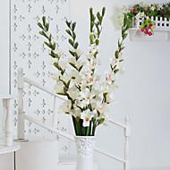 1 1 Ág Poliészter / Műanyag Others Asztali virág Művirágok 43.3inch/110cm
