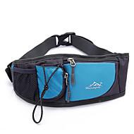 Pochete Cinto Porta-Garrafa Bolsa de cinto Bolsa Transversal para Alpinismo Ciclismo/Moto Corrida Viajar Bolsas para Esporte