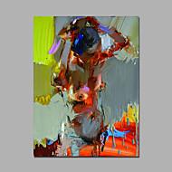 kunstfigur maleri lerret innrammet kunstverk lerret klar til å henge