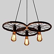 cheap vintage lighting. Chandelier Downlight - Mini Style, Rustic / Lodge Vintage, 110-120V 220-240V Bulb Not Included Cheap Vintage Lighting