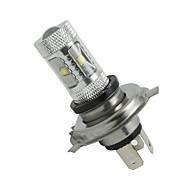 2 x branco de alta potência 30w h4 LED hb2 9003 drl carro nevoeiro / condução luz lâmpada 12v-24