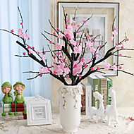 90cm yüksek simülasyon ipek kışlar tatlı ev dekorasyon yapay çiçek
