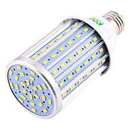 billige Kornpærer med LED-YWXLIGHT® 22W 2000-2200lm E26 / E27 LED-kornpærer T 102 LED perler SMD 5730 Dekorativ Varm hvit Kjølig hvit 85-265V 110-130V 220-240V