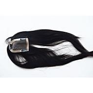 mono peruk 7x10cm düz saç peruk