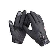 Fahrradhandschuhe Skihandschuhe Touch- Handschuhe Herrn Damen Vollfinger warm halten Wasserdicht Windundurchlässig Skifahren