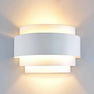 ieftine Φωτιστικά-Lightinthebox Modern / Contemporan Cale Metal Lumina de perete 110-120V / 220-240V 60W