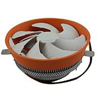 ventiladores de refrigeração do computador CPU de baixo ruído