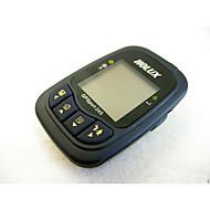 billige Sykkelcomputere og -elektronikk-GR-245 Sykkelcomputer GPS Vanntett bakgrunnsbelysning Kalorier brent Temperaturmåleinstrumenter Tid - Bortfalt Tid Dato Sett Odometrets