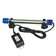 Χαμηλού Κόστους Φωτισμός & Καλύμματα Ενυδρείου-Ψάρια Ενυδρεία Φως LED Άσπρο Ανθεκτικό Λάμπα LED V Πλαστική ύλη
