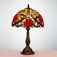 billige Lamper-Tiffany / Traditionel / Klassisk Bue Skrivebordslampe Til Harpiks 110-120V / 220-240V