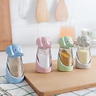 billiga Köksförvaring-1st Shakers och kvarnar Plast Lätt att använda Kök Organisation