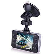 Χαμηλού Κόστους -HD DVR αυτοκινήτου 140 μοίρες Ευρεία γωνεία 12 MP 2.7 inch Dash Cam με Εγγραφή αυτοκινήτου