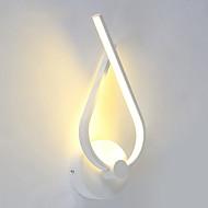 AC 85-265 8W Integrert LED Moderne/ Samtidig Maleri Trekk for LED,Atmosfærelys Vegglamper Vegglampe