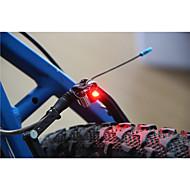 billige Sykkellykter og reflekser-Baklys til sykkel / sikkerhet lys / Baklys LED LED Sykling Liten størrelse, Super Lett C-Cell 100 lm Batteri Sykling