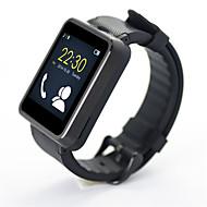 tanie Inteligentne zegarki-Inteligentny zegarek Ekran dotykowy Krokomierze Kamera/aparat Śledzenie odległości Anti-lost Odbieranie bez użycia rąk Obsługa wiadomości