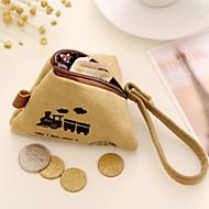 rijstbol ontwerp bedlinnen portemonnee willekeurige kleur