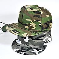 Homens Vintage Casual Algodão, Chapéu de sol Boné - Estampado