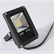 tanie Naświetlacze-HRY 1 szt. 10 W Reflektory LED Wodoodporny / Dekoracyjna Ciepła biel / Zimna biel 12-80 V Oświetlenie zwenętrzne / Dziedziniec / Ogród 18 Koraliki LED