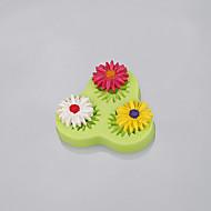 billige Bakeredskap-Bakeware verktøy Silikon Økovennlig / Non-Stick / Håndtak Kake / Til Småkake / For Småkake Cake Moulds