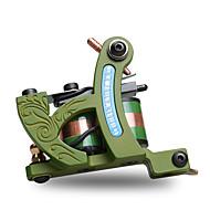 billige Tatoveringsmaskiner-Spiral Tatoveringsmaskin Skygge med 6-8 V Støpejern Profesjonell / Høy kvalitet, formaldehydfri