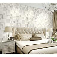 halpa -Geometrinen Art Deco 3D Taustakuva Kotiin Nykyaikainen Seinäpinnat , Kuitukangas materiaali liima tarvitaan tapetti , huoneen Tapetit