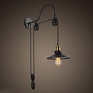 halpa -AC 100-240 40W E26/E27 Perinteinen / Rustiikki / Maalaistyyliset Maalaus Ominaisuus for LED,Alavalo Seinälampetit Wall Light