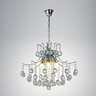 riipus kevyt moderni kristalli elävät 6 valot korkea laatu