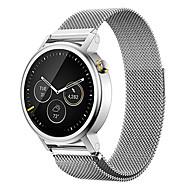 billiga Smart klocka Tillbehör-Klockarmband för Moto 360 Motorola Milanesisk loop Rostfritt stål Handledsrem