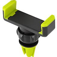 bil universal / mobiltelefon luftventil holder holder 360 ° rotation universal / mobiltelefon abs holder