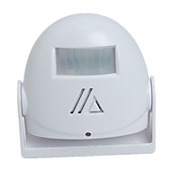 # Plastik Ikke-visuelle ringeklokke Tilkoblet Doorbell Systems