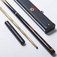 Omin Sky Dream Snooker Cue Professional 3/4 Black Ebony Butt Ash shaft Handmade Billiard