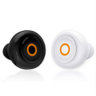 I øret Trådløs Hovedtelefoner Plast Sport & Fitness øretelefon Mini Med Mikrofon Headset