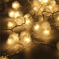 40-LED 5m כוכב אור waterproof תקע חוצות חג קישוט אור הוביל מחרוזת אור