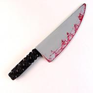 (Padrão é aleatório) hallowmas 1pc faca decorar hallowmas adereços partido do traje