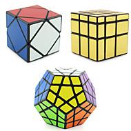 Rubiks terning Shengshou Alien MegaMinx Skewb Spejlterning Skewb Cube Let Glidende Speedcube Magiske terninger Puslespil Terning