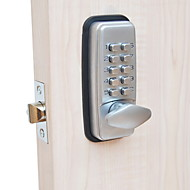 billige Intelligente låser-304 Rustfritt stål Password Lock Smart hjemme sikkerhet System Hjem Villa Kontor Hotell Leilighet Komposittdør Wooden Door Sikkerhetsdør