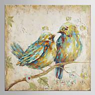 ieftine Alte Picturi Faimoase-Hang-pictate pictură în ulei Pictat manual - Artă Pop Clasic Modern pânză