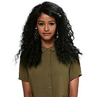 Χαμηλού Κόστους Tres Jolie®-3 δεσμίδες Ινδική Κλασσικά / Βαθύ Κύμα Φυσικά μαλλιά Υφάνσεις ανθρώπινα μαλλιών Υφάνσεις ανθρώπινα μαλλιών Επεκτάσεις ανθρώπινα μαλλιών