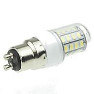 billige Kornpærer med LED-SENCART 7W 3000-3500/6000-6500lm GU10 LED-kornpærer 40 LED perler SMD 5630 Dekorativ Varm hvit / Kjølig hvit 220-240V / RoHs