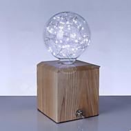 baratos Incandescente-1pç 2 W E26 / E27 G95 2300 k Lâmpadas de Filamento de LED 220 V / 85-265 V