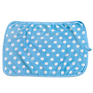 Cat / Dog Bed Pet Blankets Foldable / Soft / Cute Blue / Yellow / Multicolor / Navy Cotton / Polar Fleece
