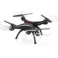 RC Drone SYMA X5SW 4 Kanaler 6 Akse 2.4G Med 2.0 MP HD-kamera Fjernstyret quadcopter FPV LED-belysning En Knap Til Returflyvning Hovedløs