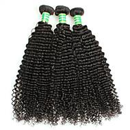 Braziliaanse Remy Hair Remy mensenhaar-weave Gekruld Remy menselijk haar weaves
