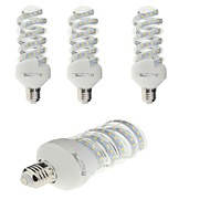 billige Kornpærer med LED-YouOKLight 4stk 1800lm E26 / E27 LED-kornpærer T 47 LED perler SMD 2835 Dekorativ Varm hvit / Kjølig hvit 220-240V / 4 stk.