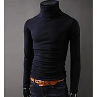 אחיד גולף רזה בסיסי ספורט טישרט - בגדי ריקוד גברים / שרוול ארוך