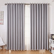 "cheap -Blackout Curtains Drapes Two Panels 2*(52W×63""L) / Living Room"