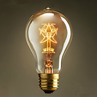 A19 Pentagram 220V-240V 40W Edison Bulbs Mainstream European And American Vintage Coffee Light Bulbs