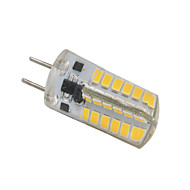 GY6.35 LED Bi-pin Lights T 48 SMD 2835 350-380 lm Warm White K Decorative AC/DC 12 V