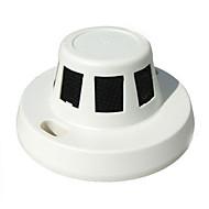billige Innendørs IP Nettverkskameraer-1080p wifi røyk cctv kamera detektor sikkerhet kamera wifi ip kamera onvif lydopptak for 2.8mm