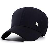 billige -Hat Herre Unisex Ultraviolet Resistent Solcreme for Baseball Bogstav & Nummer Mode Vinter Sommer Efterår